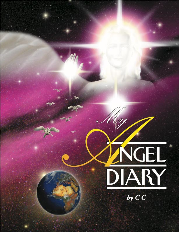 <i>My Angel Diary</i> by Channie - Front Cover